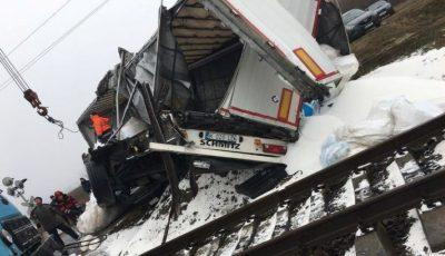 Accident feroviar la Șoldănești