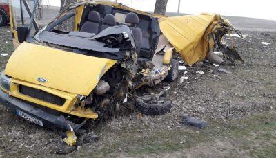 Grav accident la Basarabeasca