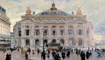 Opera din Paris difuzează gratuit spectacole online