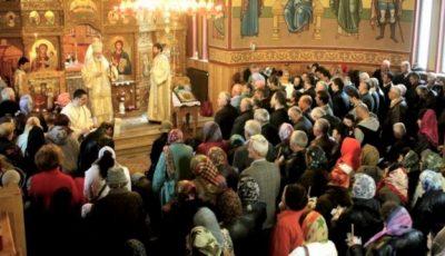Toți cu aceeași linguriță. Ritualul de împărtășanie în Moldova nu va fi schimbat