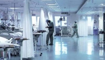 Situație disperată în Italia. Se construiesc două spitale, termenul: 6 zile