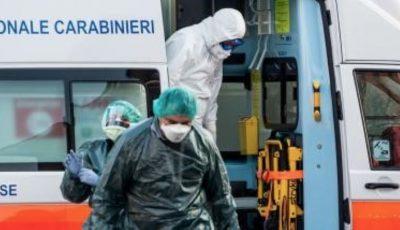 Italia, vești bune: primul semnal evident că noul tip de coronavirus se retrage