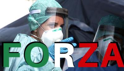 Italia se ridică la luptă. 7.220 de medici voluntari intervin în Lombardia!
