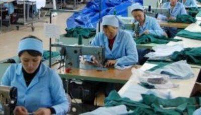 Moldova a exportat combinezoane de protecție în Polonia