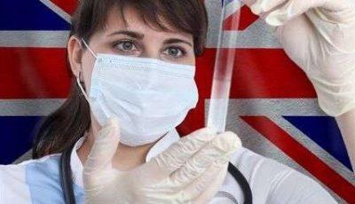 Covid-19. Marea Britanie vrea să testeze 25.000 de persoane pe zi