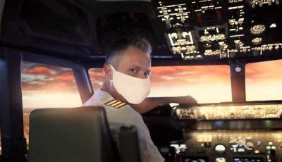 Motivul pentru care riscurile de contaminare cu Covid-19 sunt aproape inexistente într-un avion