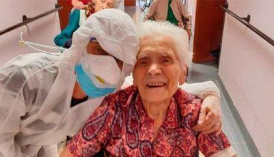 O femeie din nordul Italiei, în vârstă de 104 ani, a supravieţuit gripei spaniole şi infecţiei Covid-19