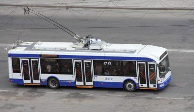 De săptămâna viitoare, se vor reintroduce taxele pentru călătorie în transportul public din Chișinău și Bălți