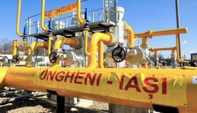 Gazoductul Ungheni-Chișinău este gata în proporție de 90%
