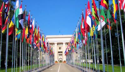 ONU cheamă la oprirea războaielor!