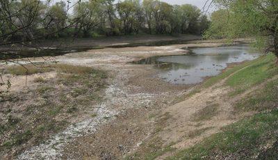 În Moldova a fost extins codul galben de secetă hidrologică