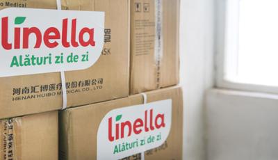 Compania Linella donează Ministerului Sănătății 15.000 de măști respiratorii de tip KN95