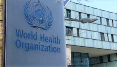 China donează 30 de milioane de dolari Organizației Mondiale a Sănătății în lupta cu Covid-19