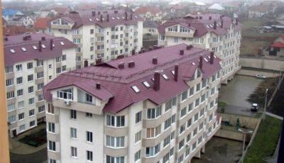 Un bloc locativ cu 386 de apartamente din Stăuceni, plasat în izolare