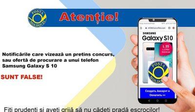 Poșta Moldovei avertizează cu privire la o nouă escrocherie