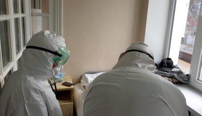 Un pacient în vârstă de 30 de ani din Chișinău, a pierdut lupta cu virusul Covid-19