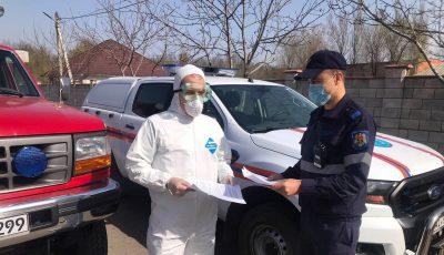 MAI: 9 polițiști sunt infectați cu virusul Covid-19
