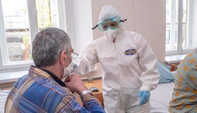 Primul pacient din Soroca, infectat cu coronavirus, s-a vindecat după 2 săptămâni de tratament