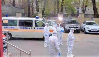 Pacienta cu coronavirus s-a întors în spitalul din care a fugit. Care a fost motivul dispariției?