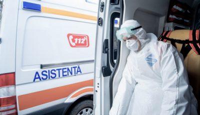 Din cele 101 persoane diagnosticate astăzi cu noul coronavirus, 17 sunt cadre medicale