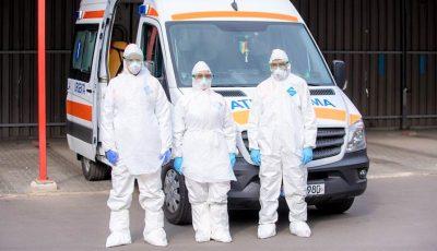 """Doar 29 de cadre medicale, ,,care s-au infectat cu coronavirus la locul de muncă"""", vor primi indemnizația de 16 mii de lei"""
