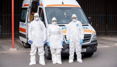 Încă 29 de lucrători medicali, testați pozitiv cu Covid-19. În total, 510 angajați s-au infectat