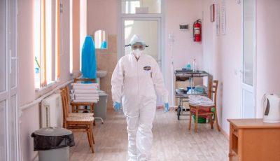 Astăzi au fost confirmate 29 cazuri noi de infectare cu Covid-19 în rândul cadrelor medicale