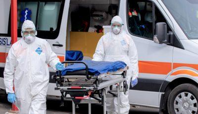 Coronavirus: doi bărbați au decedat noaptea trecută. Bilanțul urcă la 21 de morți