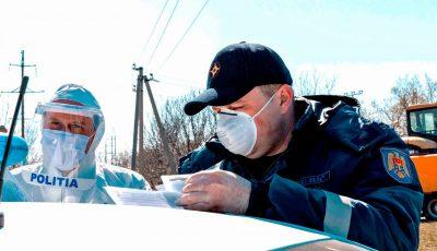 20 de polițiști sunt confirmați pozitiv cu virusul Covid-19