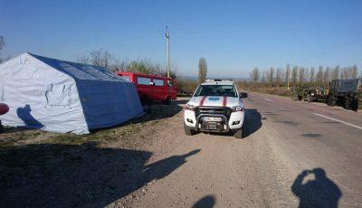 Satul Brânzeni din raionul Edineț a intrat în carantină totală