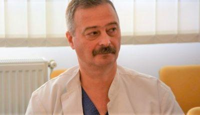 Un medic basarabean va conduce Spitalul Județean Suceava