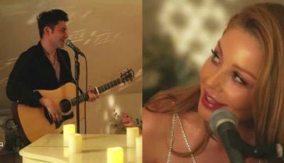 """Piesă nouă! Dan Bălan și Tina Karol au realizat un duet romantic în superfinala ,,Vocea Ucrainei"""""""