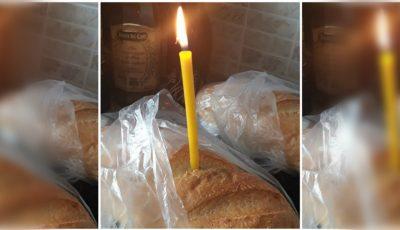 Ieri, un magazin din Soroca a oferit pâine gratis pentru sufletele răposaților, grație gestului unei femei