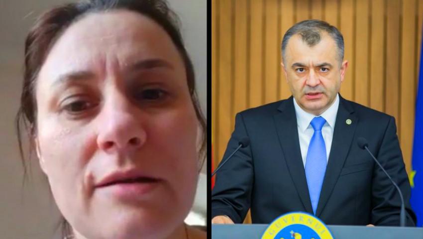 """Reacția premierului Ion Chicu, la mărturiile pacientei din Soroca: ,,Nu e cazul pentru live-uri glamuroase"""""""