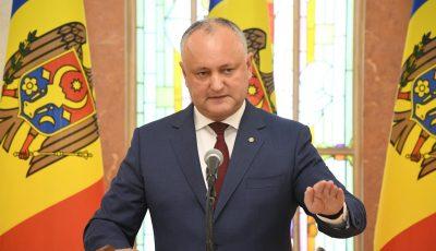 Moldova va primi prima tranșă de împrumut în valoare de 200 de milioane de dolari, din Rusia
