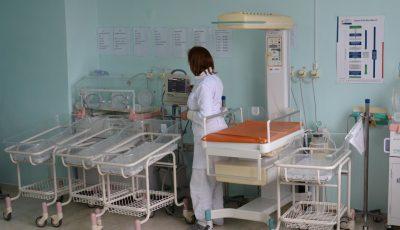 Maternitatea din Soroca și-a sistat activitatea