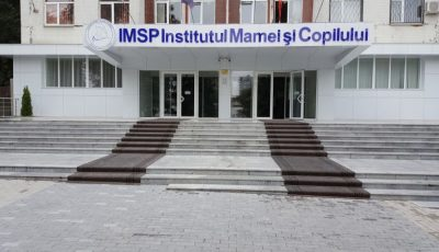 Covid-19 a ajuns la Institutului Mamei și Copilului. 4 lucrători medicali, depistați pozitiv