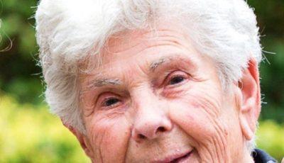 """O femeie de 90 ani a refuzat aparatul respirator: """"Am avut o viață frumoasă, salvați-i pe cei mai tineri"""""""