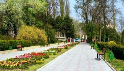 De luni, 27 aprilie, se permit plimbările în parcuri. Însă, numai cu anumite condiții!