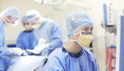 Astăzi, încă 24 de lucrători medicali au fost diagnosticați cu Covid-19