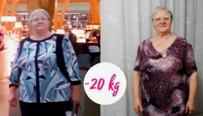 Un rezultat mult dorit! Două femei, mama și fiica, au slăbit împreună și vă dau întâlnire pe pagina de facebook a Galinei Tomaș