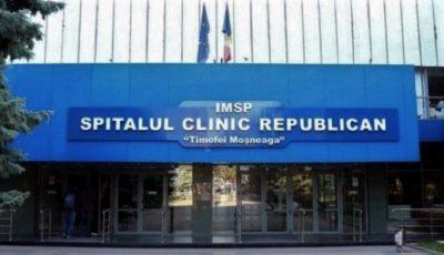 O secție a SCR a fost închisă. Un medic și doi pacienți, depistați pozitiv cu Covid-19