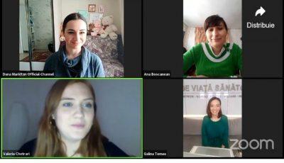 Reporterul DoraShow Valerica Chetrari a slăbit 20 de kg acasă cu ajutorul platformei www.galinatomas.com!