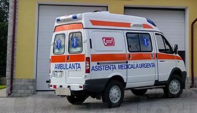 Medici de pe ambulanțele din Florești, cu febră și alte simptome de Covid-19. Teste nu li s-au făcut