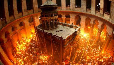 Autoritățile israeliene vor permite ceremoniile legate de Paște și Sfânta Lumină