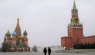 Rusia anunță un record zilnic de cazuri noi și depășește 100.000 de bolnavi