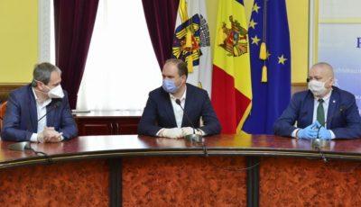 Universitatea Tehnică din Moldova a donat 150 mii lei pentru lupta cu Covid-19