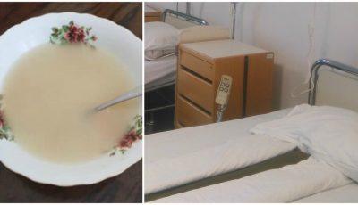 Foto. Cum arată un fel de mâncare la spitalul de boli infecțioase