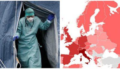 Avertisment de la OMS: Vin săptămâni critice pentru Europa