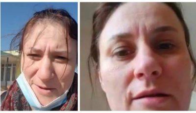 Pacienta din Soroca care a criticat autoritățile și condițiile din spital, a fost externată astăzi